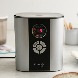 KUVINGS yogurt & cheesemaker and Kevins KGY-713SM
