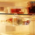 冷蔵庫の中をすっきり整理整頓できる、便利な収納グッズを教えて。