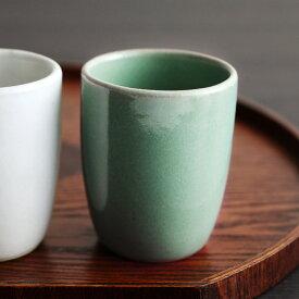 益子焼 和田窯 伝統釉 まんぼう湯呑