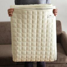 折畳みキルティングウォッシャブルラグタオルキルト130×185cm