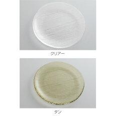 sghrhikarinosuji(ひかりのすじ)丸皿24cm/スガハラ