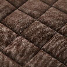 折畳みキルティングウォッシャブルラグヘリンボンキルト190×240cm