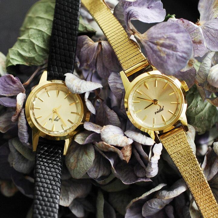 VIDA+ V Japan made ファッションウォッチ/腕時計【送料無料】