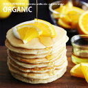 BIRCH BENDERS 「水だけで作れる」オーガニックパンケーキミックス