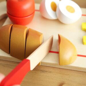 カッティングミール (おままごとセット) 木製/ニュークラシックトイズ