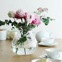 フラワーベース 花器 フローレット 高さ17cm
