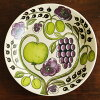 ARABIA (Arabia) Paratiisi Purple plate 26 cm