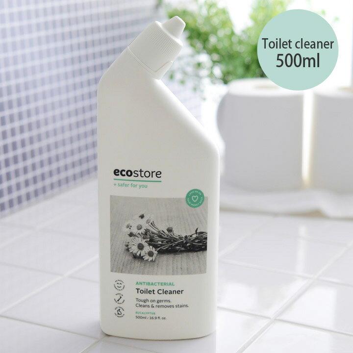 ecostore トイレクリーナー 500ml/エコストア