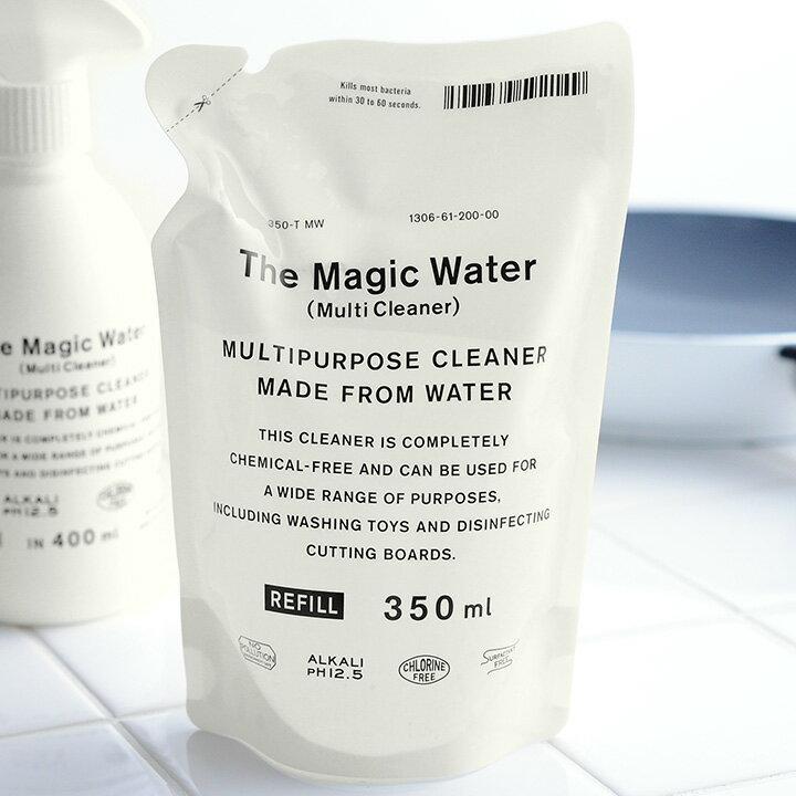 THE Magic Water/マルチクリーナー 詰替用 350ml