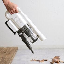 コードレス掃除機 ごみを吹き飛ばすエアブロー スティッククリーナー PIERIA【送料無料】