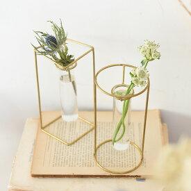 PIKE brass vase フラワーベース