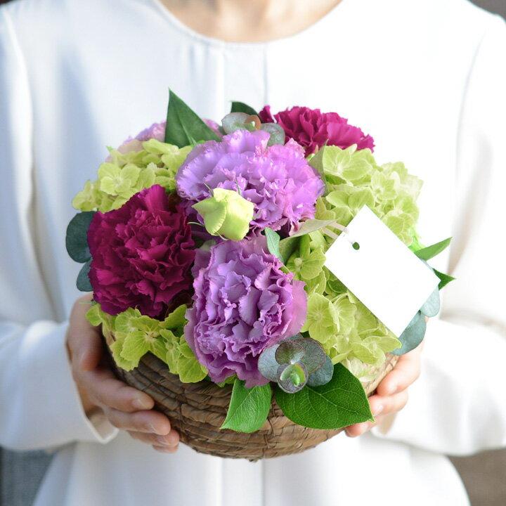 2019 母の日 花 Kiitos キートス ギフト アレンジメント 花束 鉢植え
