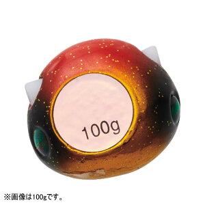 ダイワ 紅牙 ベイラバーフリーTG α ヘッド 120g 黄金オレンジ 【4】