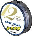 【送料無料】ダイワ ソルティガ 12ブレイド 4号(68Lb/30.7kg)-300m