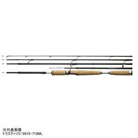 【送料無料5】シマノ ロッド トラスティック S610L
