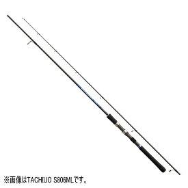 シマノ ロッド ソルティーアドバンス タチウオ S806ML 【5】