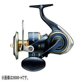 【送料無料4】ダイワ リール '20 ソルティガ 8000-H【2020年新製品】