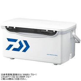 【送料無料2】クーラーボックス ダイワ ライトトランク IV GU 2000R ブルー