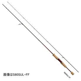 【送料無料5】シマノ ロッド カーディフAX S66UL-F