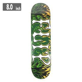FLIP ALCHEMY GREEN フリップ スケートボード デッキ 8.0
