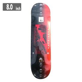 PRIMITIVE RODRIGUEZ THORNS プリミティブ スケートボードスケボー デッキ 8.0inch