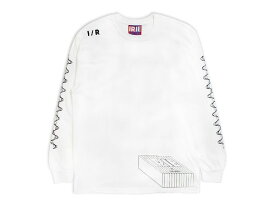 SOUND WAVE L/S TEE -IRIEby irielife- メンズ ロンT 長袖 シャツ L/S