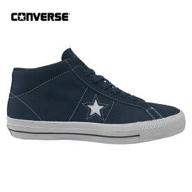 CONVERSE ONE STAR PRO MID SUEDE メンズ スニーカー シューズ 1c7503196