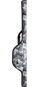 ダイワ (Daiwa) ポータブルロッドケース 140R (B) リールイン グレーカモフラージュ