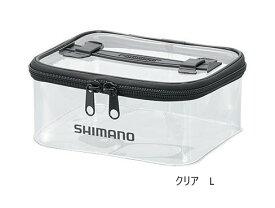 シマノ (Shimano) BK-093T クリア Mサイズ システムケース