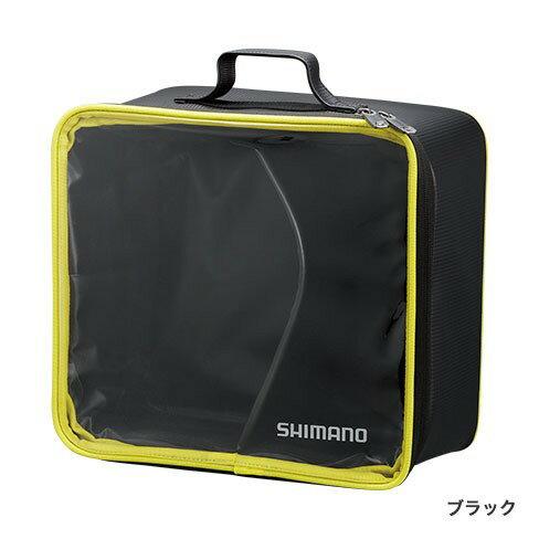シマノ(Shimano) PC-024Q ブラック へらボウルポーチ