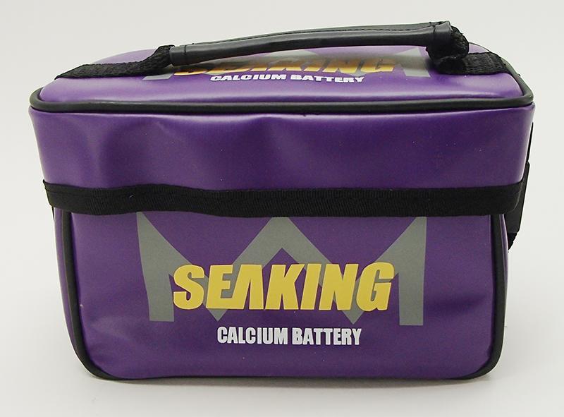 ウッドマン(woodman) シーキング バッテリー 12V 8A充電器・ショルダーバッグ付