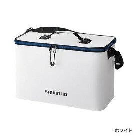 シマノ (Shimano) BK-075R ホワイト 38L キャリーケース