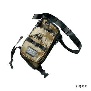 シマノ (shimano) WB-022R カモ L(左足)ランガンレッグバッグ