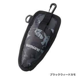 シマノ (Shimano) BP-061S ブラックウィードカモ プライヤーホルダー