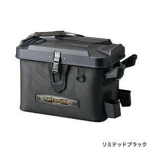 シマノ (Shimano) BK-131T リミテッドブラック 27L タックルバッグ LIMITED PRO