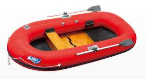 アキレス(Achilles) EC4-621 4人乗り 水遊び、野池、ダム ゴムボート