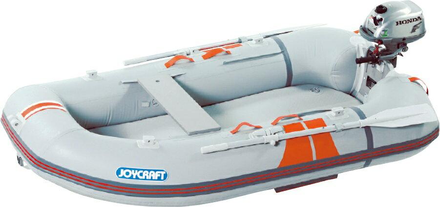 ジョイクラフト(JOYCRAFT)ワンダーマグ250SSセット 3人乗り ジェイモ1馬力セット