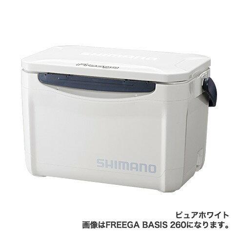 シマノ(Shimano) UZ-020N [フリーガ ベイシス 200] ピュアホワイト FREEGA BASIS 200 *画像は各サイズ共通になります。