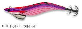 (Fish League) エギリー・ダートマックス TR 40g-BK TR08: レッドパープルレッド※ 画像は各サイズ共通です。