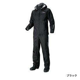 シマノ (shimano) RA-027Q ブラック XL DSベーシックスーツ