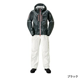 シマノ (Shimano) RA-033R ブラック XLサイズ SS・3Dマリンスーツ
