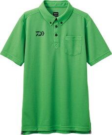 ダイワ (Daiwa) DE-6507 グリーン Mサイズ(ボタンダウンポロシャツ)