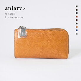 【aniary|アニアリ】Antique Leather アンティークレザー 牛革 Goods キーケース 01-20005 メンズ [送料無料]