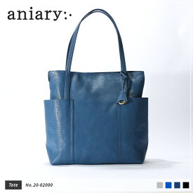 【aniary|アニアリ】Refine Leather リファインレザー 牛革 Tote トートバッグ 20-02000 メンズ [送料無料]