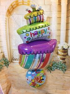 キャラクター選択型バースデーケーキ