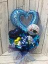 コングラッツ!卒業お祝いバルーン花束お花バルーン バルーン卒業祝い バルーンバンチ バルーン花束 お祝い ギフ…