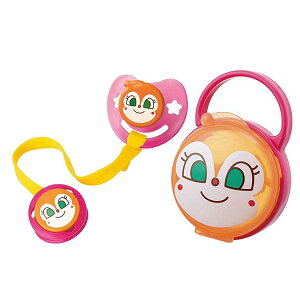 アンパンマン おしゃぶりセット ドキンちゃん S ベビー用品 157897