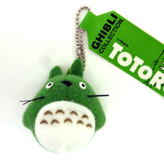 ● With Ghibli collection / ball chain (great Totoro / Green)