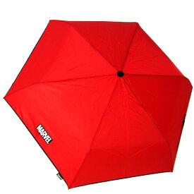マーベル 折畳傘 マーベルレッド 066584