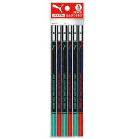 プーマ B 鉛筆 6本セット PUMA 135521